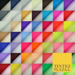 """50 COLOURS Premium Quality Tutu Bridal Dress Stiff Net Fabric Tulle Material 60"""""""