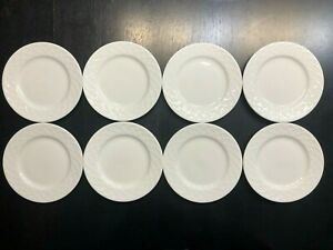 """Oneida PICNIC   Set of eight (8) bread & butter plates (6"""")"""
