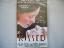 Kissed 1996 VHS PAL MOLLY PARKER Timecode sample promo BIG BOX NECROPHILIA