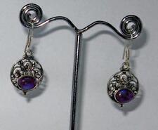 Copper Turquoise Fine Earrings