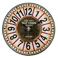 Uhr Old Town 17x4 Cm - 6KL0385 Clayre Eef