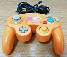 Official Nintendo Gamecube Controller Orange OEM DOL-003 Tested Auction #10