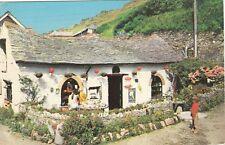 Postcard - Boscastle - The Pixie Shop (PT352)