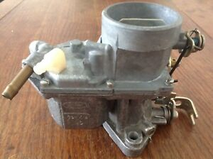 Genuine Classic Ford Carburettor 78HFKFA - 8AD  Bought new but never used.