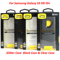 Otterbox Symmetry Case For Samsung Galaxy S9 & S9+ Plus Clear Black OR Glitter