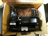 Vintage Kalart 8mm Film Movie Editor Viewer Custom Splicer EV-8  Box and Manual