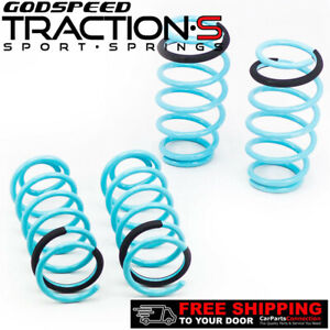 Godspeed Project Traction-S Lowering Springs For MAZDA 3 BM HATCHBACK 2014+UP