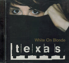CD  Texas ‎– White On Blonde,Sehr gut Top,Mercury ‎– 534 315-2