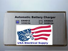 SS3512 Automatic  Battery Charger It Was Replaced  For CH4612 12VDC
