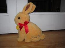 """LINDT 11"""" Giocattolo Morbido Peluche Bunny Rabbit WV Bell & Scomparto con Cerniera Regalo"""