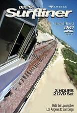 Amtrak's Pacific Surfliner Head-End 2-DVD Facing Point