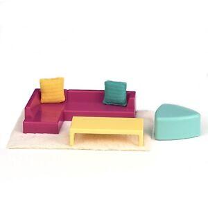 LORI LO37012Z Living Room Lounge Fashion Doll Furniture Set NIB Sealed