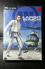 Largo Winch Empire Under Threat (PC, 2002) PC Game - Brand New - Free Postage