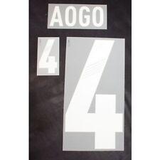 Original DFB Deutschland AOGO Flock für Adidas Away Trikot EM 2012-Quali 2014