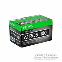 Fuji Acros 100 Black & White FIlm - 35mm 36Exp Rolls