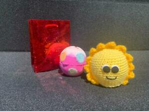 **LUSH bath bomb (large) with cover a gift bag, ideal Birthday gift or treat**