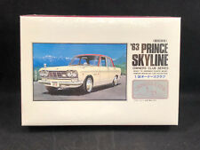 Arii 1963 Prince Skyline 1:32 Scale Plastic Model Kit 41021 New in Box