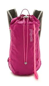 New Jansport Sinder 15 Hydration Hiking Backpack - Green Teal Coral Navy Purple