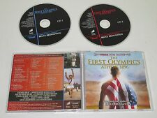 THE FIRST OLYMPICS - ATHENS 1896/SOUNDTRACK/BRUCE BROUGHTON(INTRADA 74) 2XCD