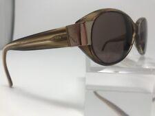 a0c7fd21a4 Celine Dion Eyes Translucent Brown Eyeglasses 55-16-130 2785