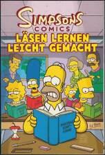 Simpsons Comics Sonderband Band 19: Läsen lernen leicht gemacht (2010) Z 1-2