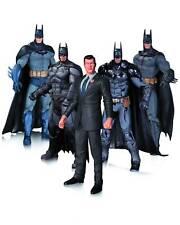 Arkham Batman Action Figure 5-Pack Set DC Collectibles NEW SEALED