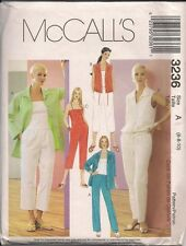 Vintage Separates Sewing/Dressmaking Patterns M3236