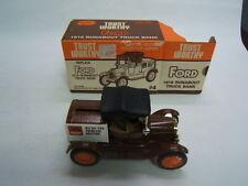 Ertl Trust Worthy Ford 1918 Runabout Truck Bank