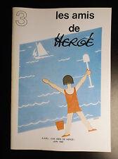 RARE Copie Revue des Amis de Hergé N° 3 Tintin ADH TBE