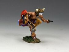 King & Country Plains Indian Running Buffalo Sioux TRW047(P) Custers Last Stand