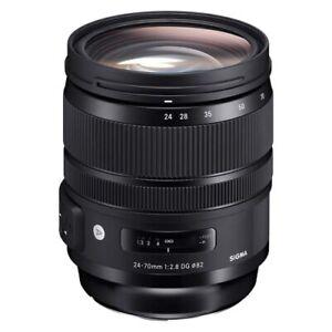 Sigma Nikon 24-70mm f/2.8 DG OS HSM Art Lens