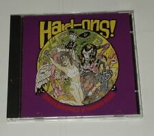 HARD-ONS Love is a Battlefield CD UK 1989 SOL CD19 RARE 1st pressing!!!! NEW!!!