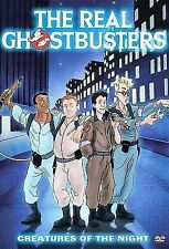 The Real Ghostbusters - Creatures of the Night (DVD, 2006) ~NEW AND SEALED
