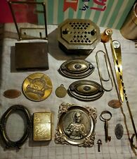 Junk Drawer Brass Lot
