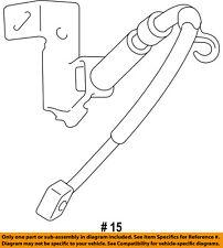 CHRYSLER OEM Front Brake-Flex Hose 52010313AG