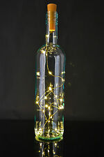 LED STRING CORK LIGHT BOTTLE STOPPER FAIRY WIRE LIGHT PARTY EVENT WEDDING BRIGHT