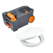 Toilet Fresh Up Set Thetford 250/260 Cassettentoilette mobil Abwassertank Rollen