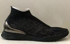 "Adidas Predator Tango 18+ Tr ""Core Black� Men's Size 11.5 Soccer Trainer Shoes"