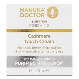 Manuka Doctor Apirefine Cashmere Touch Cream 40ml & Beautifying BI-PHASE OIL 30m