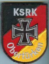 KSRK:Brustabzeichen mit Klammer