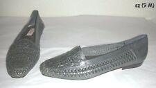 Fantastic 9 West Kingbird Size 9 M Weave Leather Upper Flats Shoes