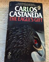 The Eagles Gift - Carlos Castaneda - 198 1st Printing Paperback Softcover PB
