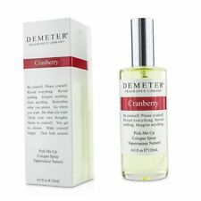 Demeter Cranberry Cologne Spray 120ml Womens Perfume