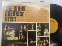 The Kinks – The Kinks Greatest Hits! LP 1966 Reprise Records – RS-6217 VG+/EX