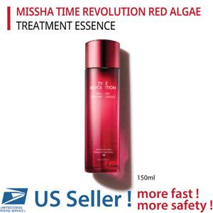 TIME REVOLUTION RED ALGAE TREATMENT ESSENCE (150ml) - US SELLER -