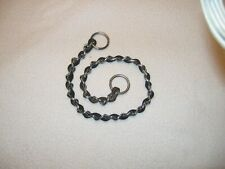 """Chocker Collar For Dog--23"""" Long in Excellent Condition with Rope Core"""