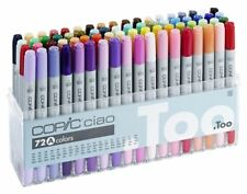 Copic Ciao 72 Brush Pen Marker Set A-grafica e manga RRP £ 267.50