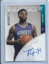Panini Autographed NBA Box Basketball Trading Cards