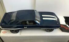 Chevrolet Chevy Camaro Yenko SC 1969 Admiral Blue Street Fighter 1/18 Rare GMP