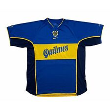 More details for 🔥boca juniors 2001 football shirt 'intercontinental cup' original nike - xl🔥